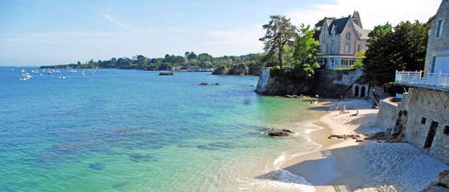 Breton seaside