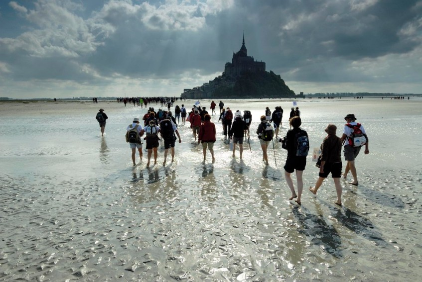 Pilgrimage to the Mont Saint Michel