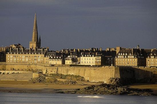 Ramparts - Saint Malo