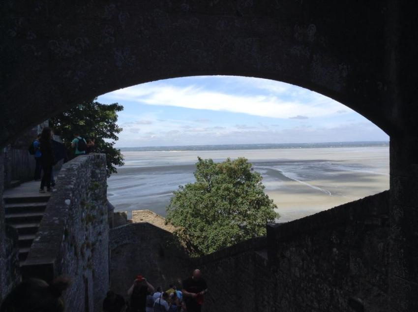 The Bay of the Mont Saint Michel