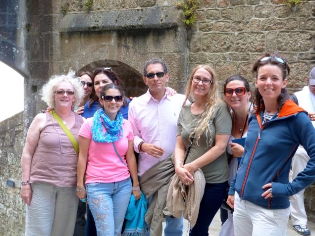 Trip to the Mont Saint Michel